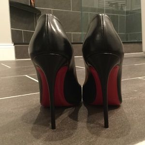 New Christian Louboutin Pigalle Follies Size 38